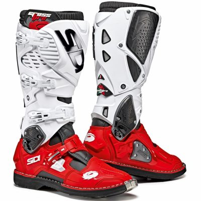 SIDI Crossfire 3 Black/Red/White