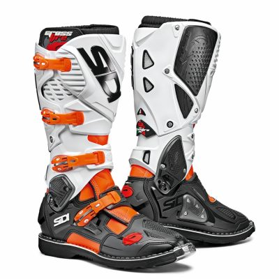 SIDI Crossfire 3 Orange Fluo/Black /White