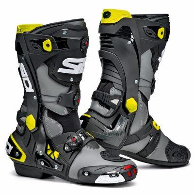 SIDI REX Grey/Black/Yellow Fluo