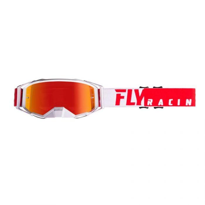 Очила Fly Zone Pro White/Red