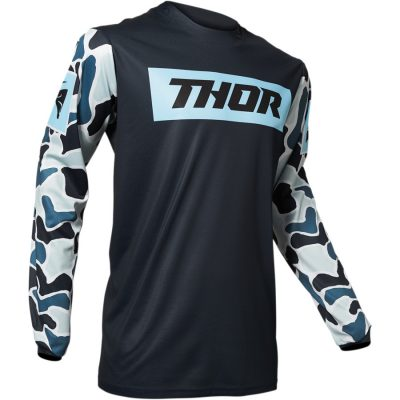 THOR Pulse Fire Midnight/Powder Blue