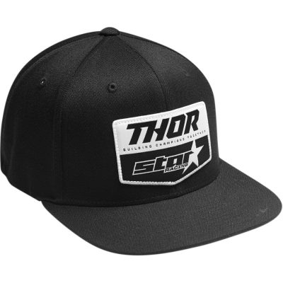 THOR Star Racing Chevron Flexfit Snapback
