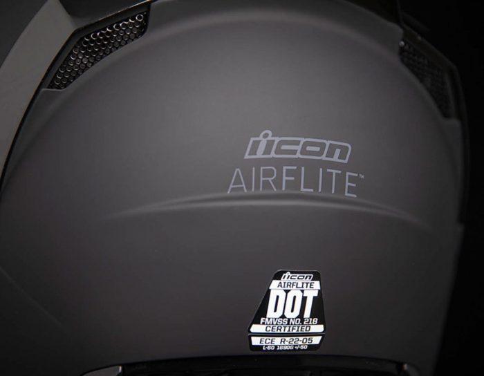 Icon Airflite Moto