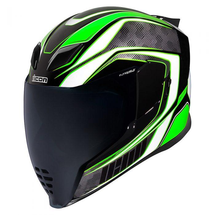 Icon Airflite Raceflite green