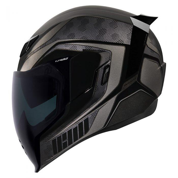 Icon Airflite Raceflite black