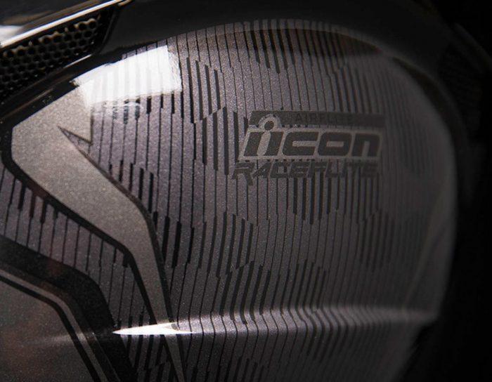 Каска ICON Airflite Raceflite Black