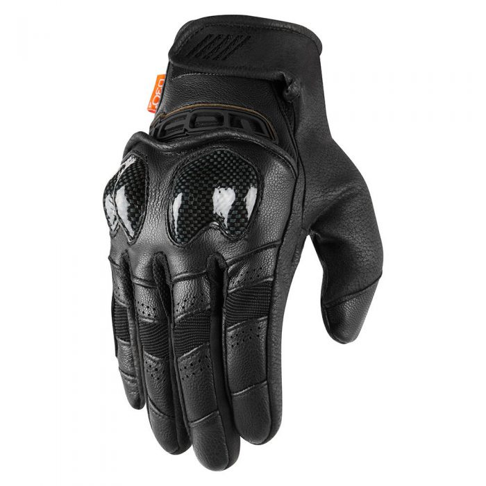 icon Contra 2 gloves black