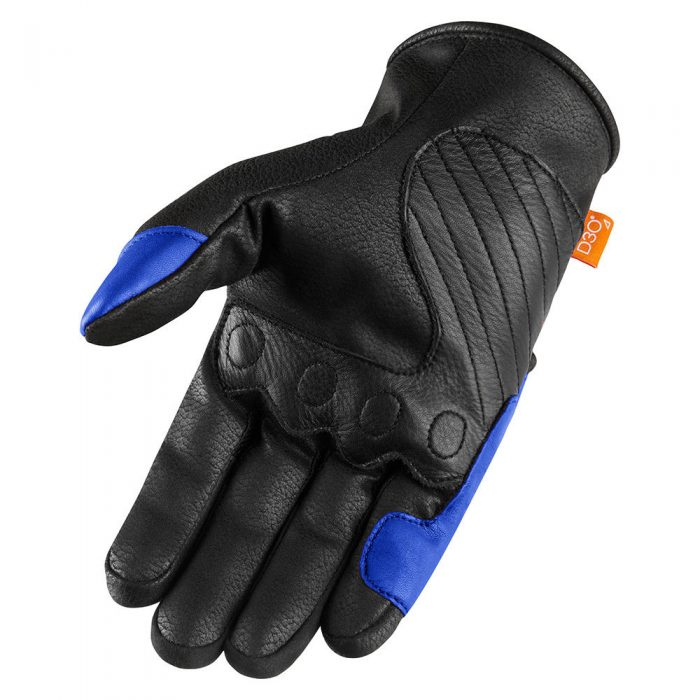 icon Contra 2 gloves blue