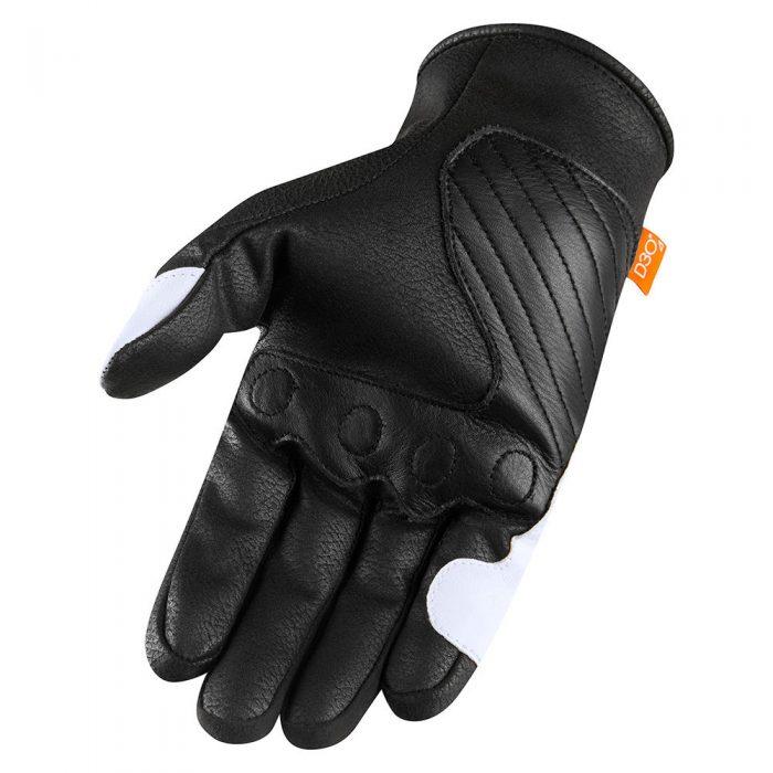icon Contra 2 gloves white