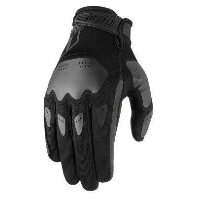 Ръкавици ICON Hooligan Black