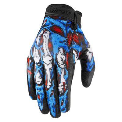 Ръкавици ICON Hooligan Subdermal