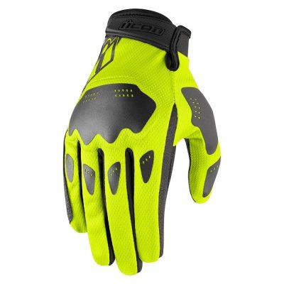 Ръкавици ICON Hooligan Hi-Viz