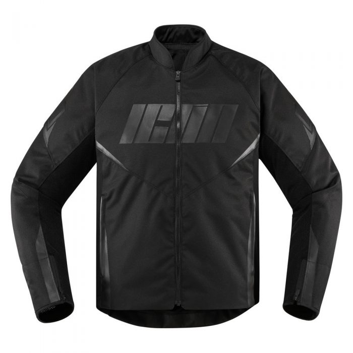 Icon Hooligan jacket black
