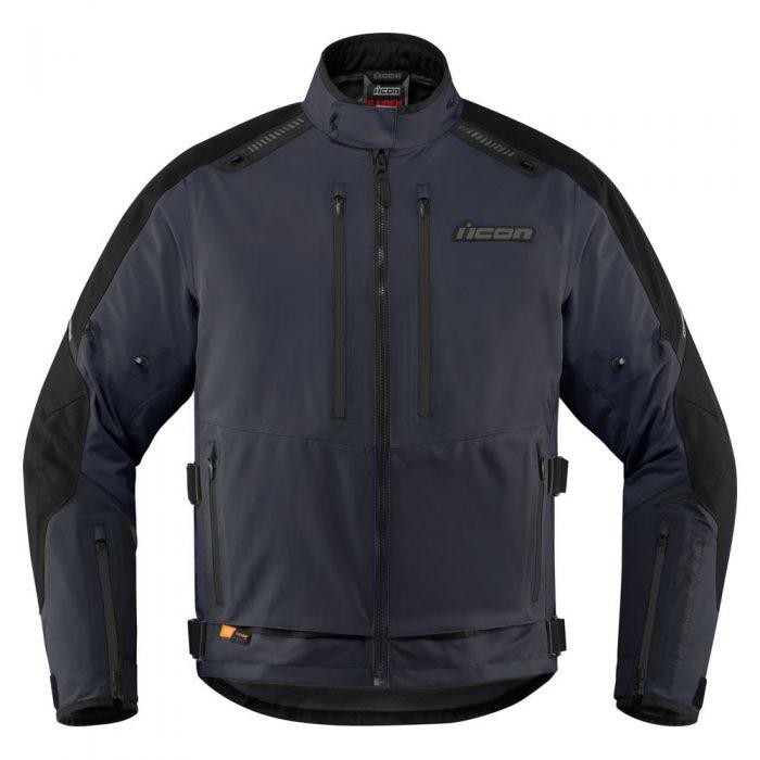 Icon Raiden jacket Blue