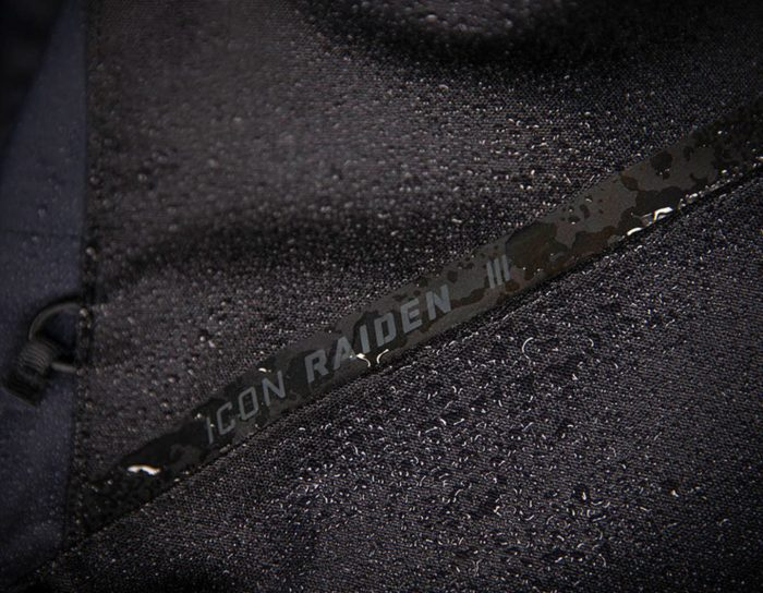 Водоустйчиво яке ICON Raiden Blue