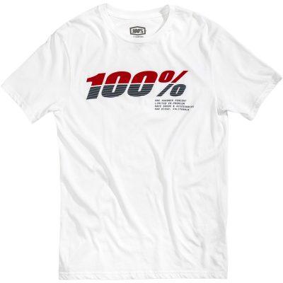 Тениска 100% Bristol White