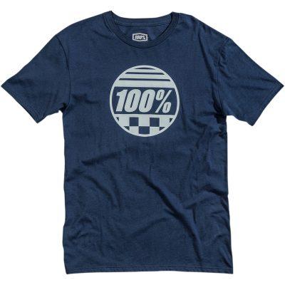 Тениска 100% Sector Slate
