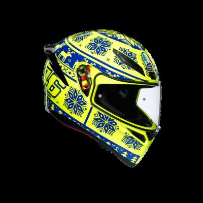 Каска AGV K1 Winter Test