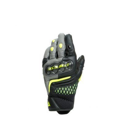 Ръкавици DAINESE Carbon 3 Black/Charcoal/Fluo Yellow