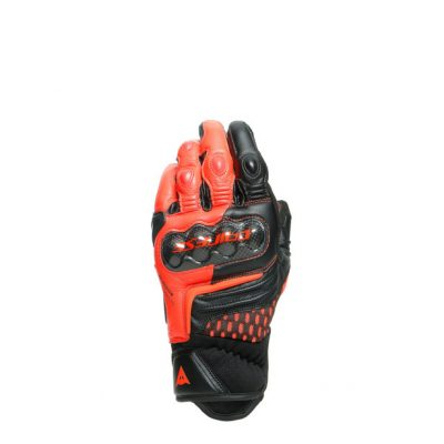 Ръкавици DAINESE Carbon 3 Black/Fluo Red