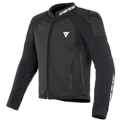 Яке Dainese Interpida Перфорирано Black