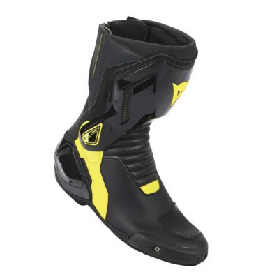 Ботуши Dainese Nexus Black/Fluo Yellow