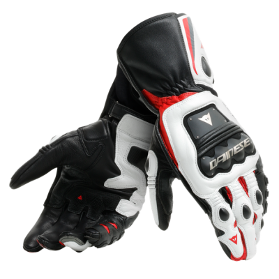 Ръкавици DAINESE Steel-Pro Black/White/Red