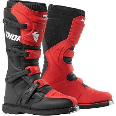 Ботуши THOR Blitz XP Red/Black