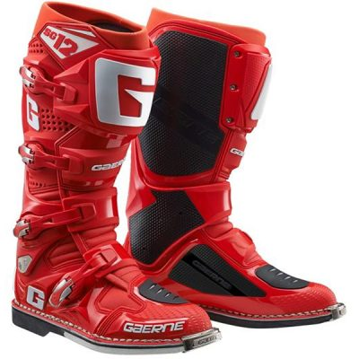 Ботуши Gaerne SG12 Solid Red