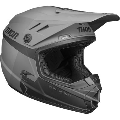 Детска каска THOR Sector Racer Black/Charcoal