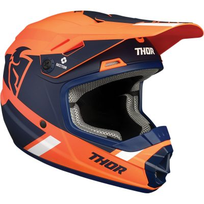 Детска каска THOR Sector Split Mips Orange/Navy