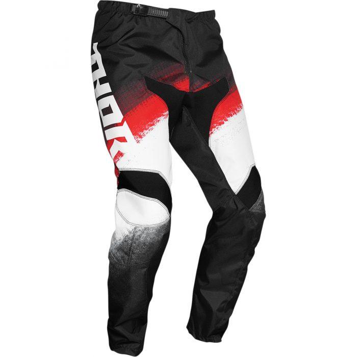 Панталон THOR Sector Vapor Red/Black