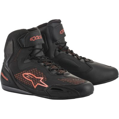ALPINESTARS Faster-3 Rideknit Black/Red