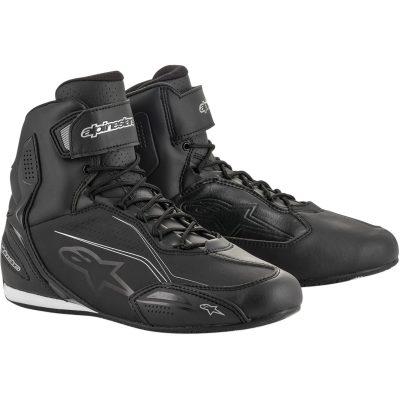 Дамски обувки ALPINESTARS Stella Faster-3 Black/Silver