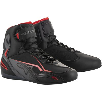 ALPINESTARS Faster-3 Black/Grey/Red