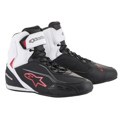 ALPINESTARS Faster-3 Black/White/Red