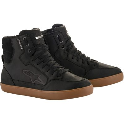 Обувки ALPINESTARS J-6 Waterproof Black/Gum