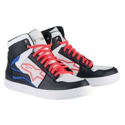 Обувки ALPINESTARS Stadium Black/White/Red/Blue