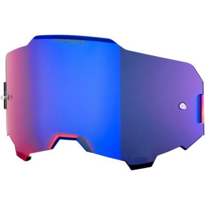 Плака очила 100% Armega – HiPER Blue Mirror