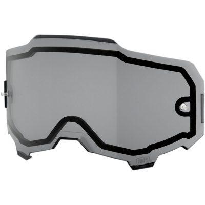 Двойна плака за очила 100% Armega – Smoke