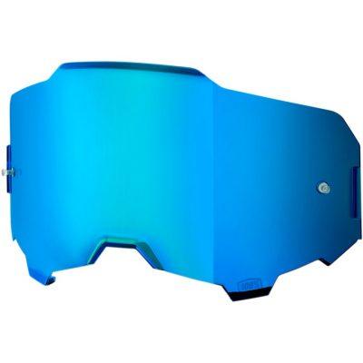 Плака за очила 100% Armega – Blue Mirror