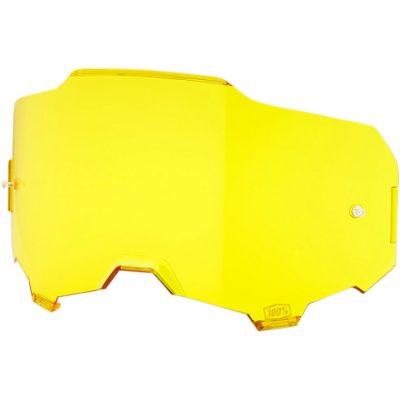 Плака за очила 100% Armega – Yellow