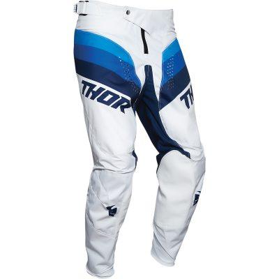 Детски панталон THOR Pulse Racer White/Navy