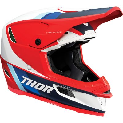 Каска THOR Reflex Apex Red/White/Blue