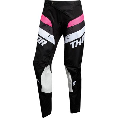 Дамски панталон THOR Pulse Racer Black/Pink