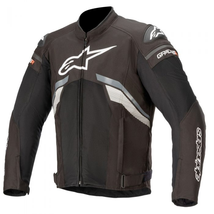Яке Alpinestars T-GP Plus R v3 Air Black/Grey/White