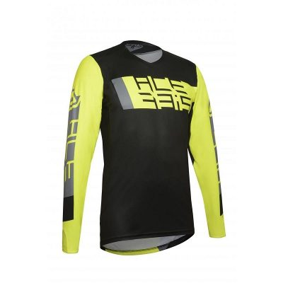 Джърси Acerbis MX Outrun Black/Yellow