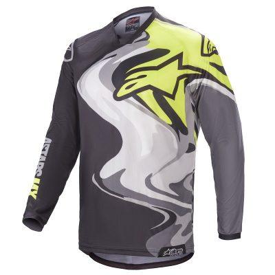 Блуза ALPINESTARS Racer Flagship Black/Multicolor