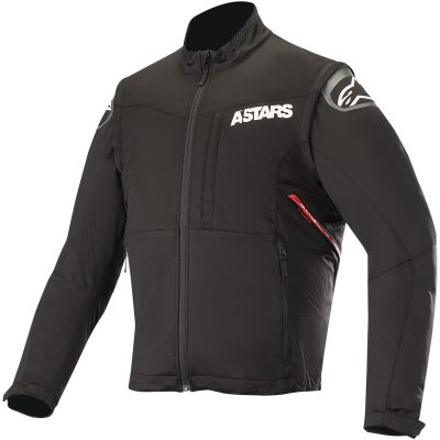 Яке Alpinestars Session Race Black/Red