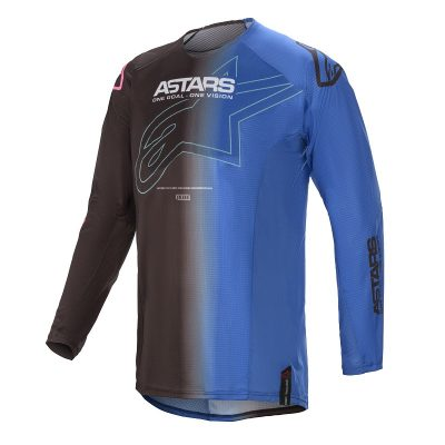 Блуза ALPINESTARS Techstar Phantom Black/Blue